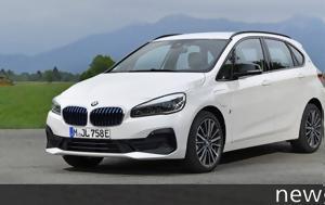 BMW 2 Active TourerGran Tourer, Οδεύουν, BMW 2 Active TourerGran Tourer, odevoun