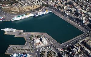 New, Cosco, Piraeus