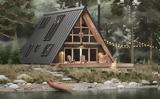 Το προκάτ σπίτι που έρχεται ως σχέδιο και το χτίζεις μόνος σου!,