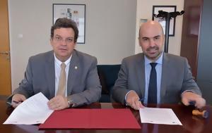 Υπογραφή Συμφώνου Συνεργασίας, ΑΠΘ, ΕΛΣΤΑΤ, ypografi symfonou synergasias, apth, elstat