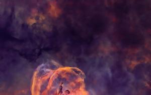 Star Forming Region NGC 3582, Stars