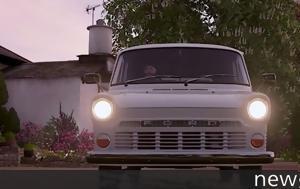 Ford Transit Mk1, Forza Horizon 4