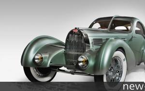 Bugatti Aérolithe, Bugatti, +video