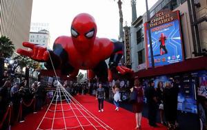Πόλεμος Sony - Disney, Spiderman, polemos Sony - Disney, Spiderman
