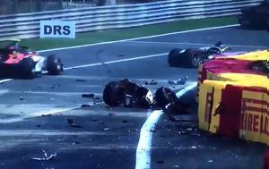 Formula 2 Σπα, Νεκρός, 23χρονος Χιμπέρτ - Video, Formula 2 spa, nekros, 23chronos chibert - Video