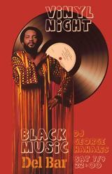 Vinyl Night, George Hahalis,Cafe Del Bar