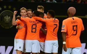 Προκριματικά EURO 2020, Τεράστια, Ολλανδία, Γερμανία, Κύπρο, prokrimatika EURO 2020, terastia, ollandia, germania, kypro