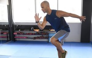 3 ασκήσεις καλύτερες απο το τρέξιμο για να κάψεις λίπος των διακοπών