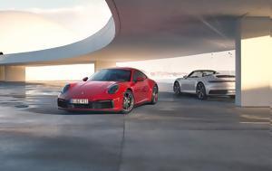 Porsche, 911 Carrera 4 Coupe, Cabriolet