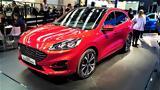Έκθεση Φρανκφούρτης 2019, Ford Kuga -in, Εγκαινιάζει,ekthesi frankfourtis 2019, Ford Kuga -in, egkainiazei