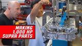 Κατασκευάζοντας, Toyota Supra 1 000,kataskevazontas, Toyota Supra 1 000