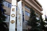 ΕΟΦ, Απαγορεύει,eof, apagorevei