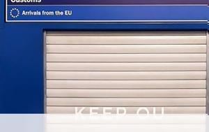 Banksy, Brexit, Χίθροου, Banksy, Brexit, chithroou