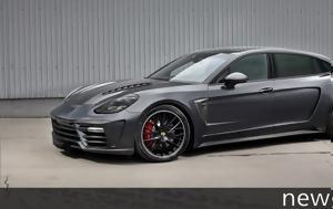 Porsche Panamera, TopCar