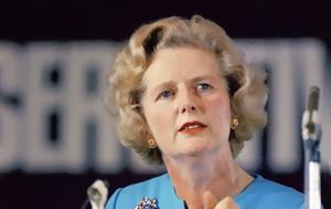 Σιδηρά Φωνή, Margaret Thatcher, sidira foni, Margaret Thatcher