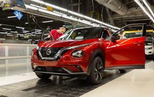Ξεκίνησε, Nissan JUKE, xekinise, Nissan JUKE