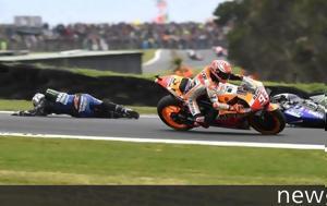 MotoGP Φίλιπ Άιλαντ, Νίκη #11, Marquez, MotoGP filip ailant, niki #11, Marquez