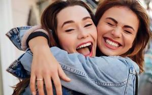Η κολλητή μου είναι κάτι πάραπάνω από φίλη,  είναι αδερφή μου!