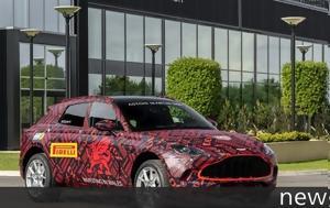Σανίδα, DBX, Aston Martin, sanida, DBX, Aston Martin