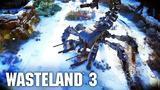 Wasteland 3, Νέο,Wasteland 3, neo