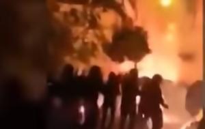 Πόλεμος, Αθήνας, VIDEO, Ζωγράφου, polemos, athinas, VIDEO, zografou