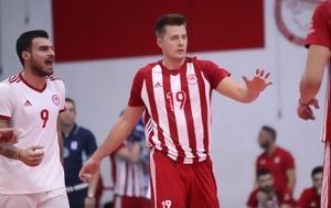Volley League, Ρόλαντ Γκέργκι MVP Βίκος Cola, 3ης, Volley League, rolant gkergki MVP vikos Cola, 3is
