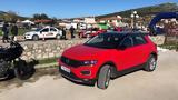 Ράλι Σπριντ Βοιωτίας, Volkswagen T-Roc 1 6 TDi,rali sprint voiotias, Volkswagen T-Roc 1 6 TDi