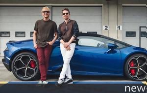 Muse, Lamborghini