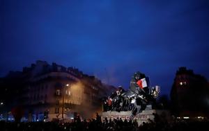 Γαλλία, Απεργίες, gallia, apergies