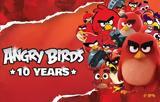 Angry Birds, Έγιναν 10,Angry Birds, eginan 10