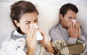 Πυρετός, Καταρροή, Βήχας, ΟΛΑ, – Συμπτώματα, pyretos, katarroi, vichas, ola, – sybtomata