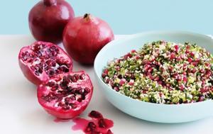 H συνταγή της ημέρας: Η πιο γιορτινή σαλάτα της τελευταίας στιγμής