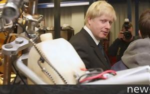 Boris Johnson, Χριστούγεννα, Boris Johnson, christougenna