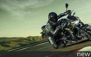 Kawasaki Ζ650, Ανανεωμένη, 2020 +video, Kawasaki z650, ananeomeni, 2020 +video