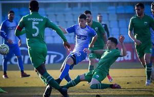 ΠΑΣ Γιάννινα- Λεβαδειακός 0-1, pas giannina- levadeiakos 0-1