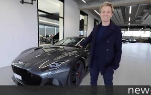 O Nico Rosberg, Aston Martin Valkyrie