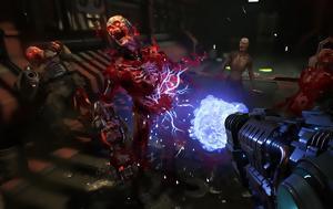 Doom Eternal, Σφάζοντας, Doom Eternal, sfazontas