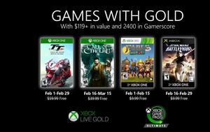Ανακοινώθηκαν, Xbox Games, Gold, Φεβρουαρίου 2020, anakoinothikan, Xbox Games, Gold, fevrouariou 2020