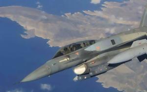 Κλιμάκωση, Δύο, Νικηφόρος Φωκάς -, F-16, Κρήτη, klimakosi, dyo, nikiforos fokas -, F-16, kriti