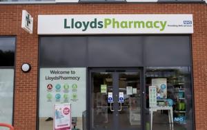 Lloyds Pharmacy, Διευρύνονται, Lloyds Pharmacy, dievrynontai