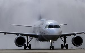Η κλιματική αλλαγή δυσκολεύει την απογείωση των αεροπλάνων!