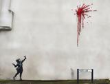 Βανδάλισαν, Banksy, Άγιο Βαλεντίνο,vandalisan, Banksy, agio valentino