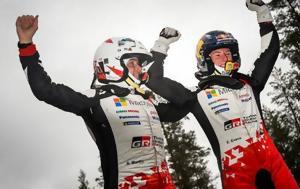 WRC – Ραλι Σουηδίας 2020, WRC – rali souidias 2020