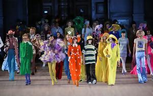 Εβδομάδας Μόδας, Νέας Υόρκης 2020 –, evdomadas modas, neas yorkis 2020 –