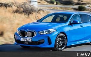Δοκιμή, BMW 116d Auto, dokimi, BMW 116d Auto