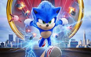 """Ευχάριστη, Sonic """"δεν """", Box Office, efcharisti, Sonic """"den """", Box Office"""
