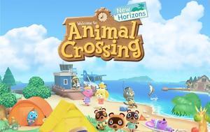 Animal Crossing, New Horizons, Nintendo Direct