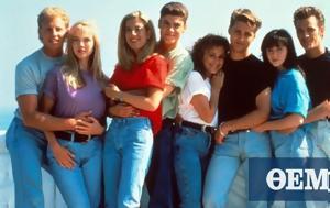 """Beverly Hills 90210"" TV, Esther Scott"