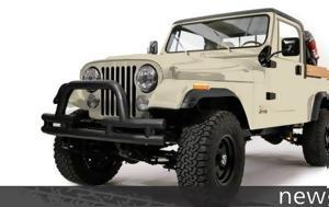 Jeep CJ-8 Scrambler, BallBuck