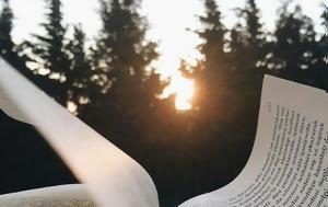Τι όμορφο που είναι ένα βιβλίο...